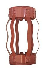 Centralizer for oil well casing
