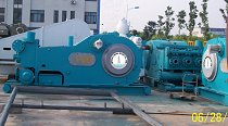 Triplex Single Acting Mud pump