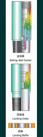 Setting ball carrier assembly